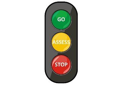 Go Assess Stop