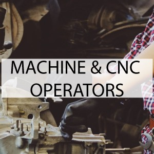 Filipino cnc operators available